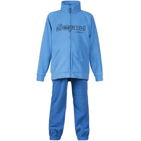 Bergans Smådøl Set Kids Light Winter Sky/Athens Blue/Navy